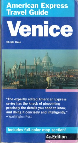 9781857321586: Venice (American Express Travel Guides)