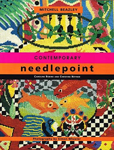 Contemporary Needlepoint (Contemporary Craft School S): Christine Buettner, Caroline