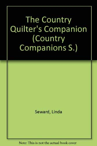 9781857322620: The Country Quilter's Companion