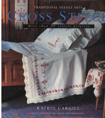 9781857323320: Trad Needle Arts Cross Stitch: More Than 30 Classic Projects (Traditional Needle Arts)