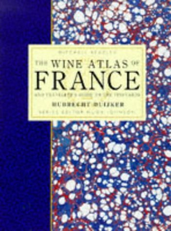 9781857323368: The Wine Atlas of France