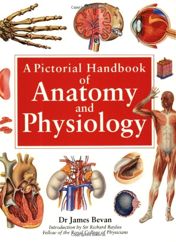 9781857323924: A Pictorial Handbook of Anatomy & Physiology