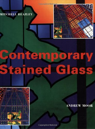 9781857324372: Contemporary Stained Glass