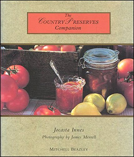 9781857324501: The Country Preserves Companion