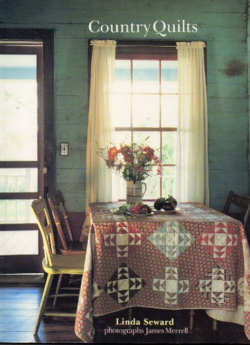 9781857324662: COUNTRY QUILTS