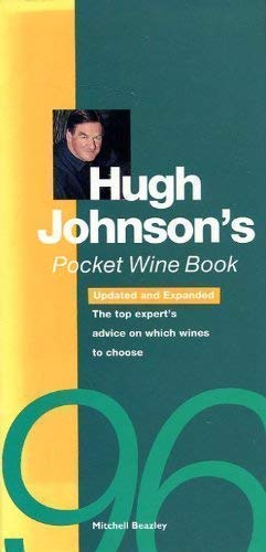 Hugh Johnson's Pocket Wine Book 1996
