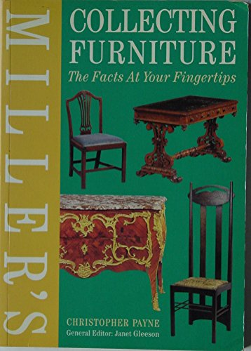9781857326574: Miller's Collecting Furniture: The Facts at Your Fingertips