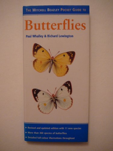 9781857327724: The Mitchell Beazley Pocket Guide to Butterflies (Mitchell Beazley Pocket Guides)