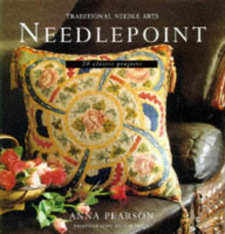 9781857327908: Trad Needle Arts : Needlepoint: 25 Classic Step-by-step Projects (Traditional Needle Arts)