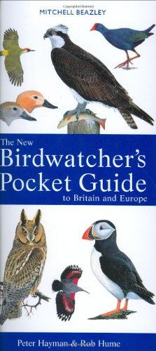 9781857328042: Birdwatcher's Pocket Guide to Britain and Europe