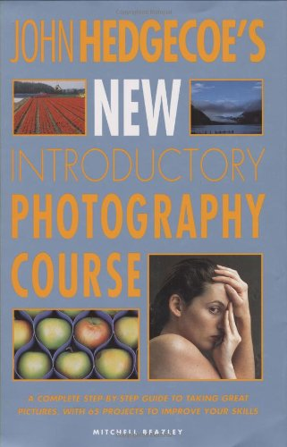 9781857328363: John Hedgecoe's New Introductory Photography Course