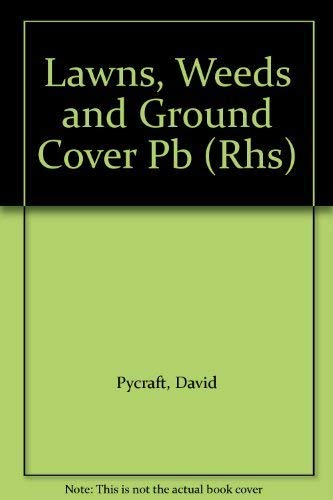 Rhs Lawns, Weeds & Ground Cover (The