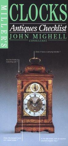 9781857329452: Clocks (Miller's Antiques Checklist)