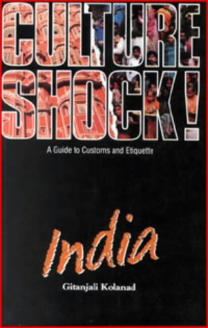 9781857330502: Culture Shock! India: A Guide to Customs and Etiquette