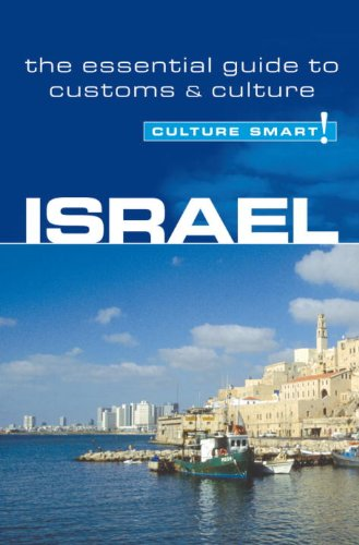 9781857333442: Israel - Culture Smart!: the essential guide to customs & culture