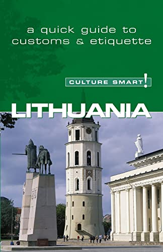 9781857333503: Lithuania - Culture Smart!: The Essential Guide to Customs & Culture