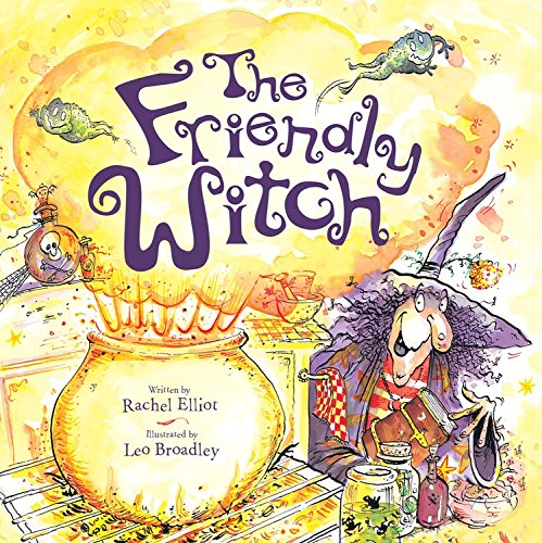 9781857337266: The Friendly Witch