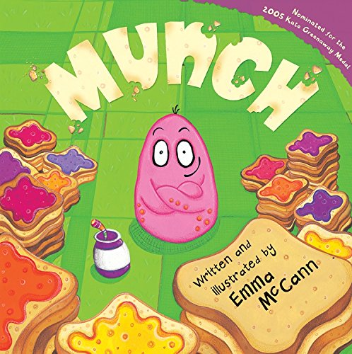 Munch (Hutton Grove Books): McCann, Emma