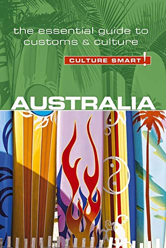 9781857338287: Australia - Culture Smart!: The Essential Guide to Customs & Culture