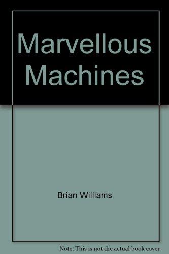 9781857340013: Marvellous Machines