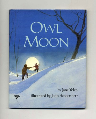 9781857340167: Owl Moon - 1st UK Edition/1st Impression