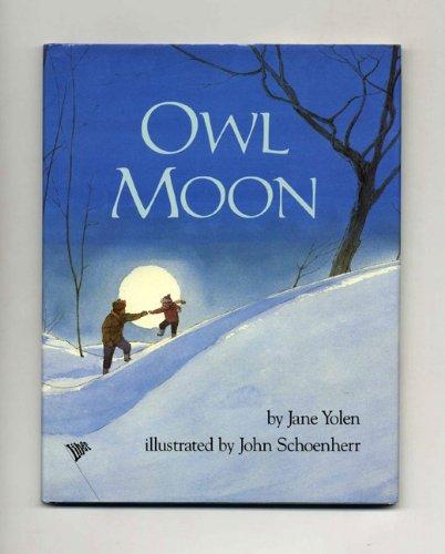9781857340167: Owl Moon - 1st UK Edition/1st Impression