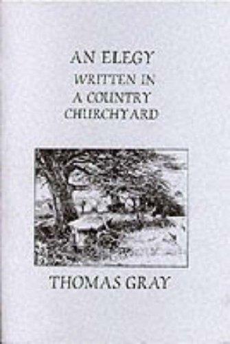 9781857362237: An Elegy Written in a Country Churchyard