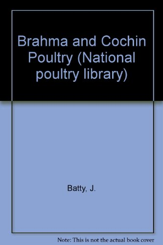 9781857363883: Brahma and Cochin Poultry (National poultry library)