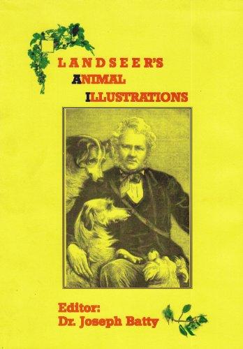 9781857364309: Landseer's Animal Illustrations