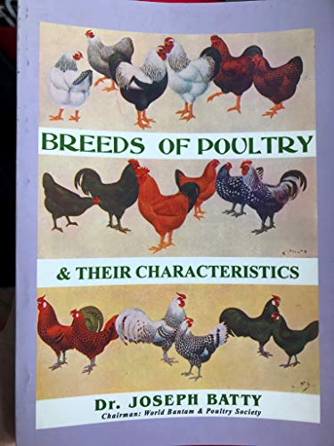 9781857364347: Breeds of Poultry and Their Characteristics (International Poultry Library)