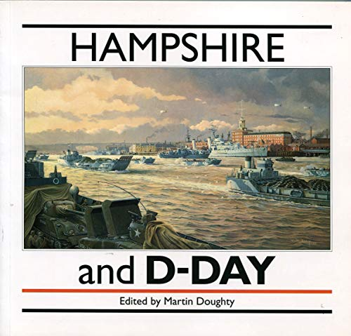 9781857410471: Hampshire and D-Day