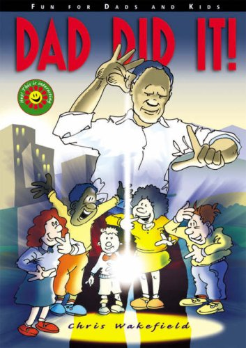 9781857411164: Dad Did It!: Fun for Dads and Kids, (Parent Booklet)