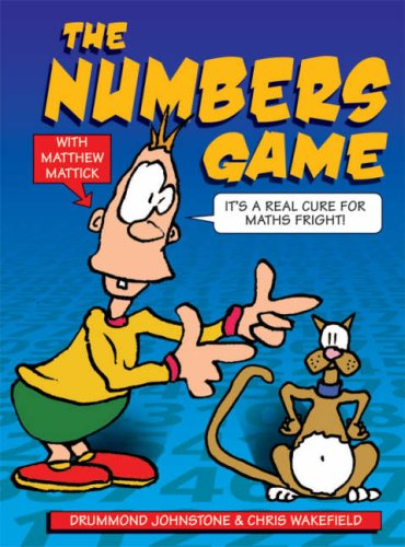 9781857411812: The Numbers Game: It's a Real Cure for Mathematics Fright! (Parent Booklet)