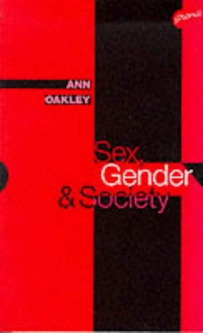 9781857421712: Sex, Gender and Society