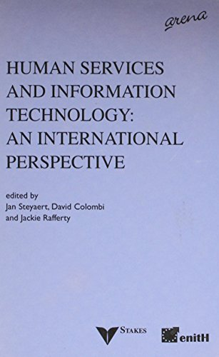 Human Services And Information Techno Logy: An International Perspective (Enith & Stakes)