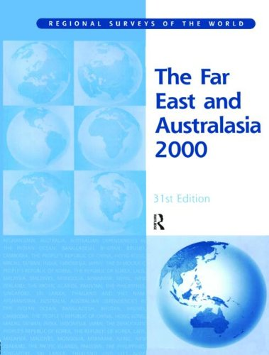 Far East and Australasia 2000: 2000/31st