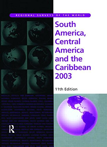 South America, Central America and the Caribbean 2003: Eur