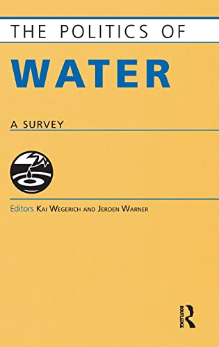 9781857433395: Politics of Water: A Survey (Europa Politics of ... Series)