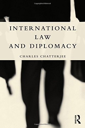 9781857433845: International Law and Diplomacy