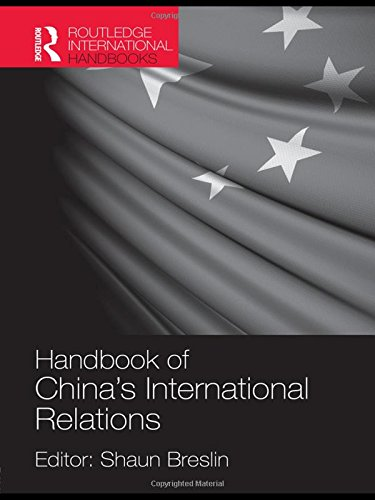 9781857435085: Handbook of China's International Relations (Routledge International Handbooks)