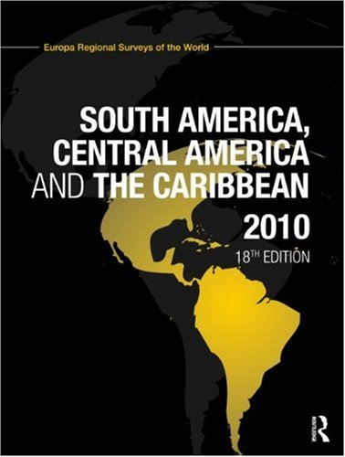 South America, Central America and the Caribbean 2010 2010 (Hardback)