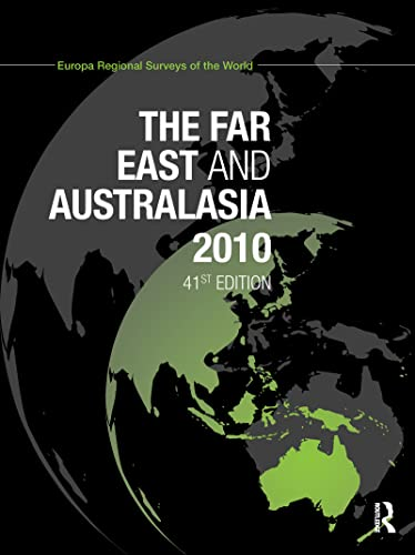 Far East and Australasia 2010 (Far East: Europa Publications