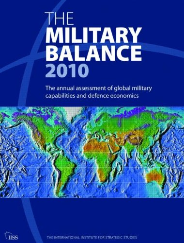 The Military Balance 2010 (Paperback): Iiss