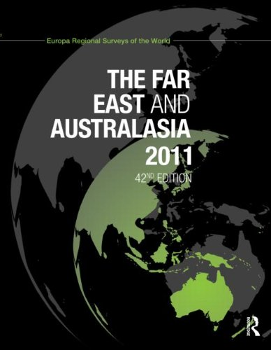 The Far East and Australasia 2011: Europa Europa Publications