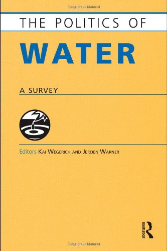 9781857435856: Politics of Water (Europa Politics of Series)
