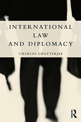 9781857435863: International Law and Diplomacy