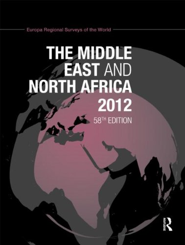 The Middle East and North Africa, 2012. [58th edition].: Europa Regional Surveys of the World.
