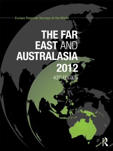 The Far East and Australasia 2012 (Hardback)