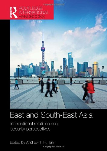9781857436396: East and South-East Asia: International Relations and Security Perspectives (Routledge International Handbooks)