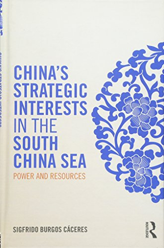 9781857437096: China's Strategic Interests in the South China Sea: Power and Resources